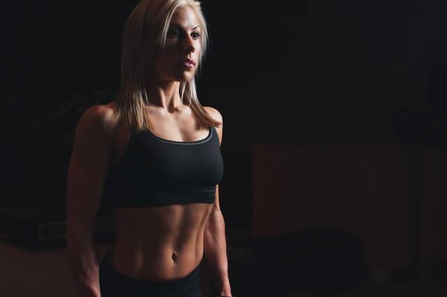 Harjoittelu salilla