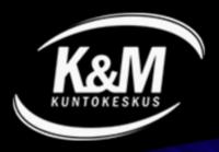 Fitness K & M logo