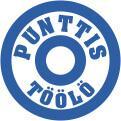 Kuntosali Punttis Töölö logo