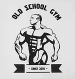 Old school gym logo