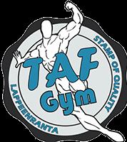 Taf Gym logo